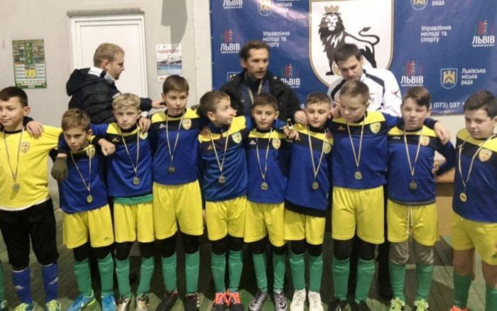 Чемпіони перемогли у Львові