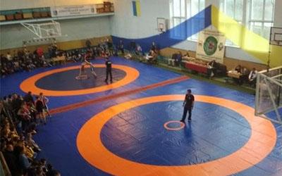 Борці з чотирьох країн Європи визначають кращого у Тернополі