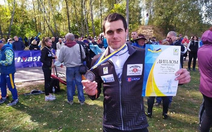 """Віталій Труш: """"Хочу побігати цей рік на Кубку IBU"""""""