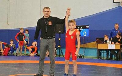 На турнірі Дем'яного тернопільські борці здобули три чемпіонства