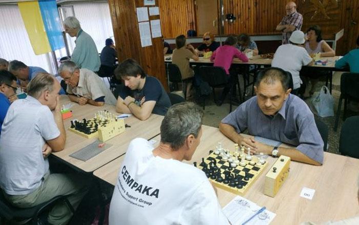 Тернополянин став призером чемпіонату України з шахів
