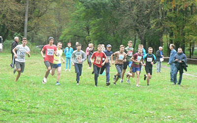 У Тернополі відбувся чемпіонат області з легкоатлетичного кросу серед команд ДЮСШ