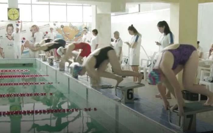 Тернополянка виборола п'ять медалей молодіжного чемпіонату України з плавання