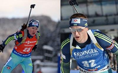 Тернополяни невдало провели спринтерську гонку на Кубку Світу з біатлону