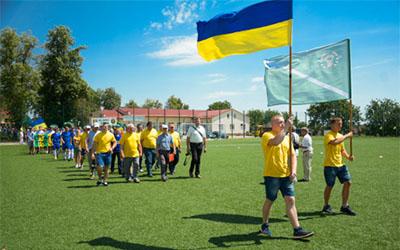 Фінал Сільських спортивних ігор пройде у Скалаті 9 липня