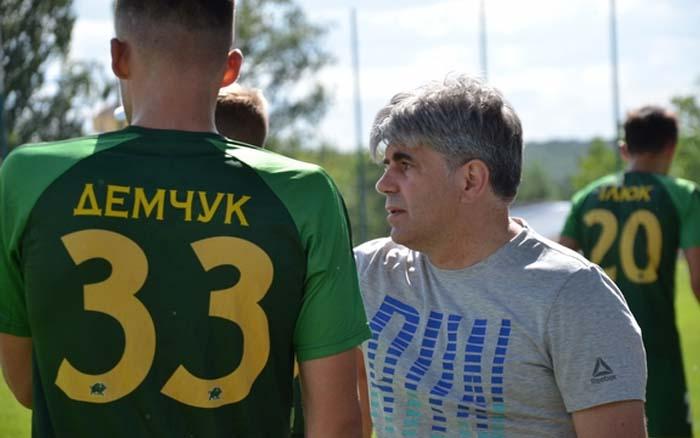 """Василь Малик: """"Хлопці виконують установку і це дає результат""""(ВІДЕО)"""