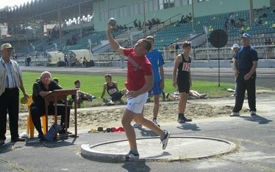 У Тернополі змагалися легкоатлети зі всієї області