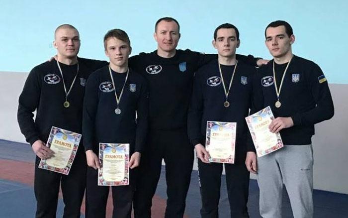 Четверо борців Тернопілля мали успіх на сильніших змаганнях