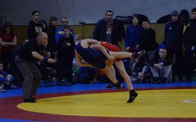В Тернополі відбувся традиційний ювілейний турнір з вільної боротьби ім. Б.Сцібайла