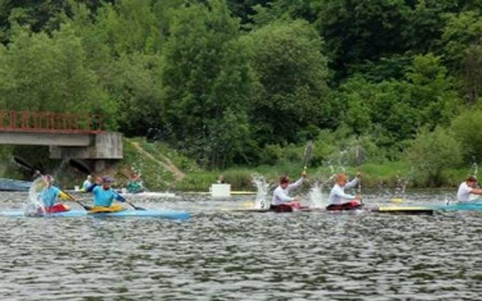 Тернопільські веслувальники привезли медалі з командного чемпіонату України у місті Дніпро