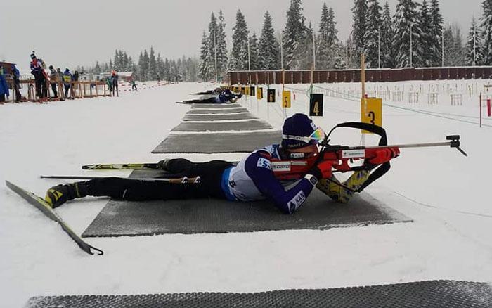 Руслан Бригадир виборов 8 місце в складі збірної України в естафетній гонці