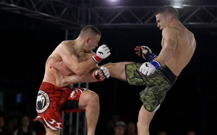 Тернопільських бійців нокаутували у фіналі Кубку Буковеля