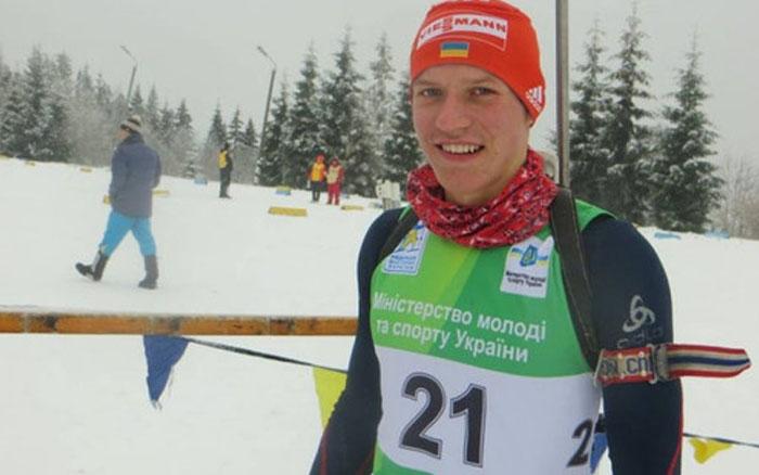 Тернополяни провалили спринт на Кубку IBU