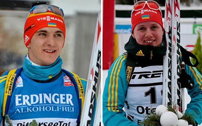 Тернополяни провели спринтерські гонки на восьмому етапі Кубка світу з біатлону
