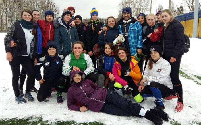 Регбістки із Кременця потрапили до національної збірної