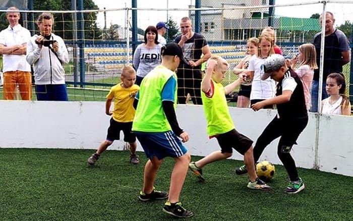 У Підволочиську провели фізкультурно-оздоровчі заходи з нагоди Дня молоді