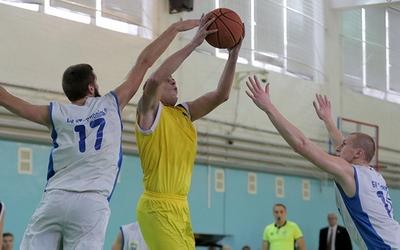 БК Тернопіль-ТНЕУ лідирує у Вищій лізі з баскетболу (ФОТО)