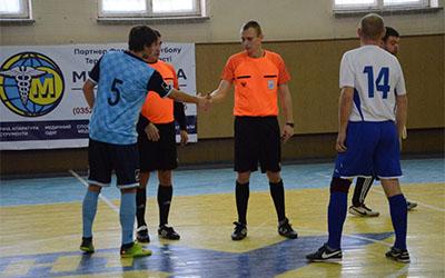 Тернопільська вища футзальна ліга. 2 тур