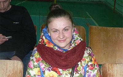 Важкоатлетка Андріана Череда – срібна призерка чемпіонату України