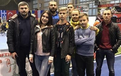 Тернополяни здобули на чемпіонаті Європи нові звання та медалі