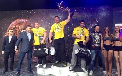 Андрій Пушкар — володар Кубка Світу (ВІДЕО)