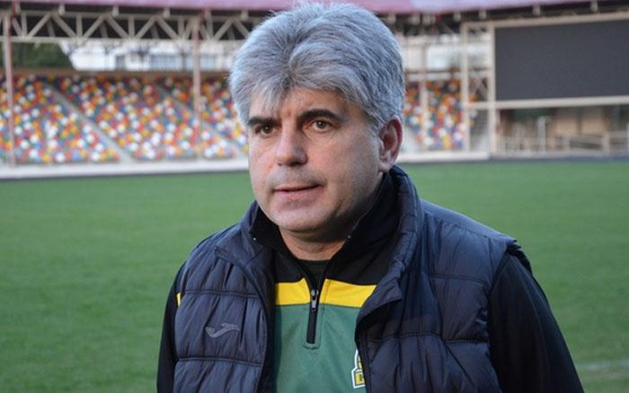 Василь Малик — найкращий тренер 2-го туру Другої ліги