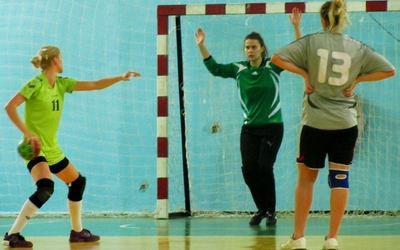 Сьогодні у Тернополі зіграють лідери Вищої ліги з гандболу серед жінок