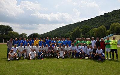 Футбольний турнір – до Дня міста Чорткова