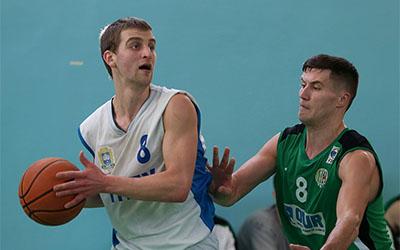 У Тернополі відбулося баскетбольне галицьке дербі