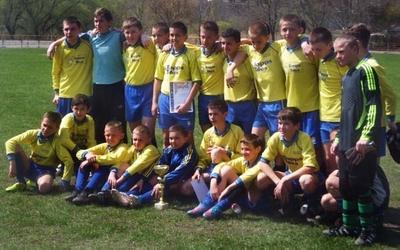 Футбольний турнір пам'яті Віталія Полянського виграли тернополяни (+ ФОТО)
