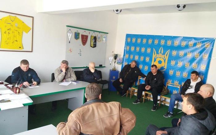 Офіційно: виконком АФТ призупинив усі змагання з футболу на Тернопільщині