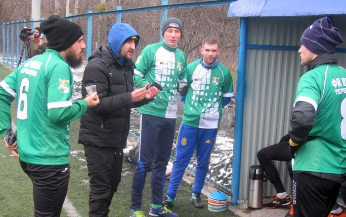 """Назар Козак: """"Тішить, що футболісти """"Ниви"""" створили багато гольових моментів"""""""