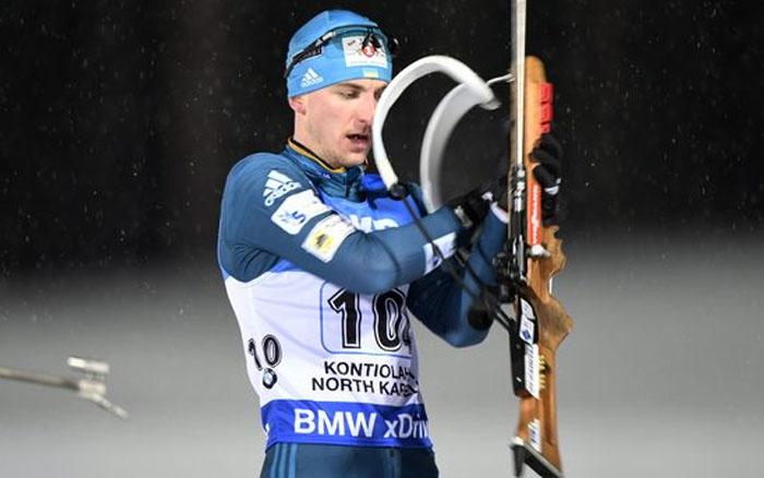 Дмитро Підручний потрапили в ТОП-25 в спринті на Кубку світ в Обергофі