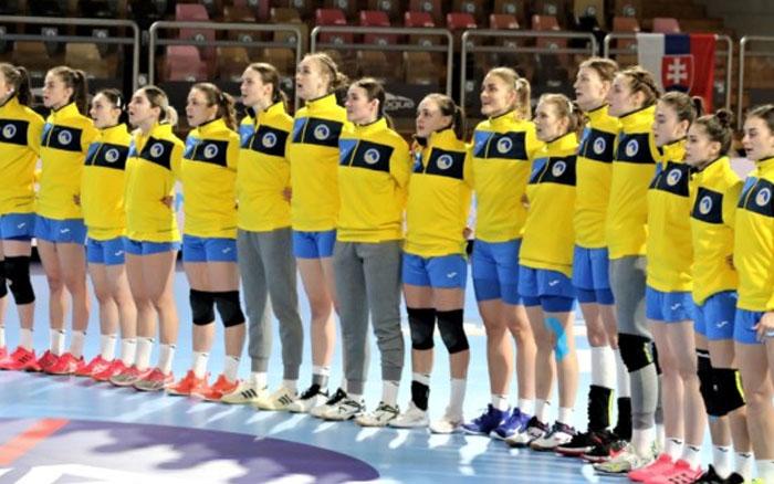 Дві вихованки тернопільського гандболу включені до складу національної збірної України