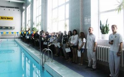 Тернопільські плавці стали кращими на домашньому чемпіонаті