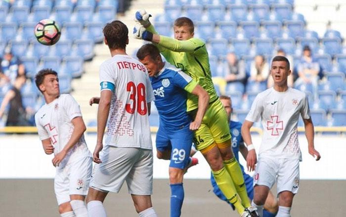 """Роман Жмурко: """"Радий, що вдалося дебютувати у Прем'єр-лізі"""