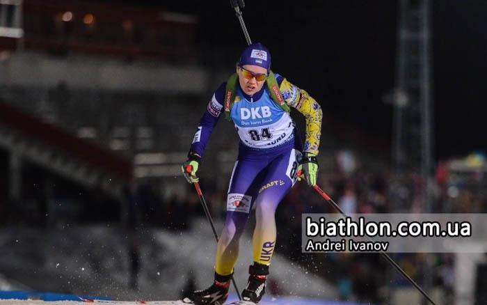 Анастасія Меркушина - срібна призерка третього етапу Кубка IBU