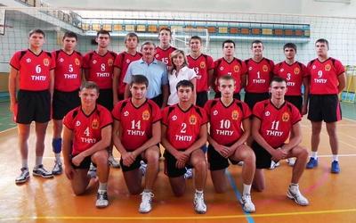 У Тернополі відбудеться волейбольний турнір