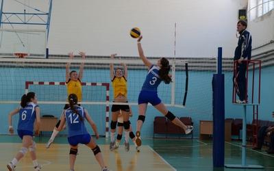 Завершились ХVІІ Спортивні ігри учнівської молоді з волейболу серед дівчат