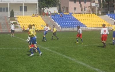 Копичинецькі школярі вибороли бронзу футбольного турніру