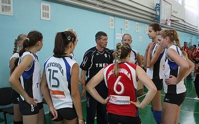 Дві тернополянки — у збірній України з волейболу