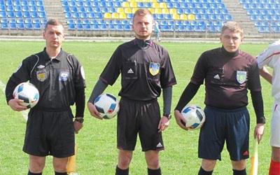 У Тернополі оголосили набір для навчання футбольних арбітрів
