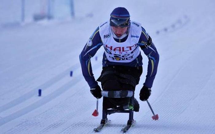 Тарас Радь за крок до медалі фінішував на Паралімпійських іграх