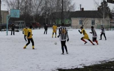 У Монастириській тривають міні-футбольні змагання