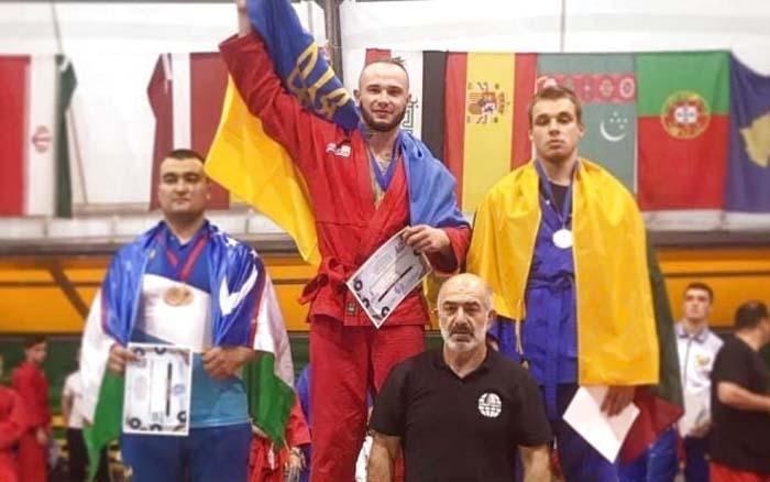 Тернополяни стали призерами чемпіонату Європи з універсального бою