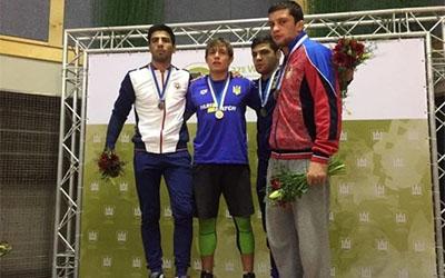 Андрій Антонюк став чемпіоном світу з боротьби серед військових