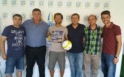 Матвій Николайчук – голова ветеранського комітету Федерації футболу Тернопільської області