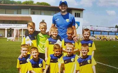 ДЮФК Чемпіон посів четверте місце на турнірі UTMOST CUP у Вінниці