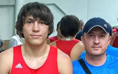 17-річний тернопільський боксер Захар Степанов став майстром спорту України