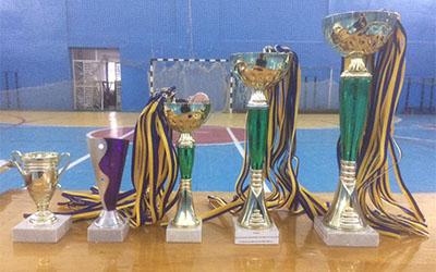 В Тернополі провели Відкритий турнір з баскетболу серед юнаків 2003-2004 р.н. на Кубок міського голови Тернополя